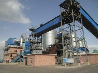 Slag Crushing and Grinding Plant